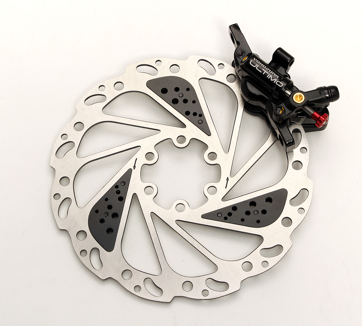 Yoko Ultimo Disc Brake Post Mount whole rotor
